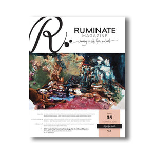 Issue 35: A Loss For Words - Ruminate Magazine
