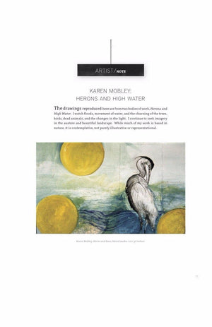 Issue 36: Writ in Water
