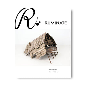 Issue 53: Shelter - Ruminate Magazine