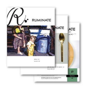 Short Story Prize Bundle - Ruminate Magazine