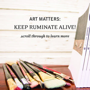 Keep Ruminate Alive