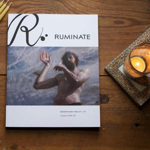 Quarterly Subscription - Ruminate Magazine