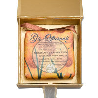 Nesti Dante 'Gli Officinali' Sunflower & Saffron Soap 200gr (Gold Box)