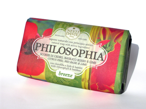 Nesti Dante Philosophia 'Breeze' soap 250g
