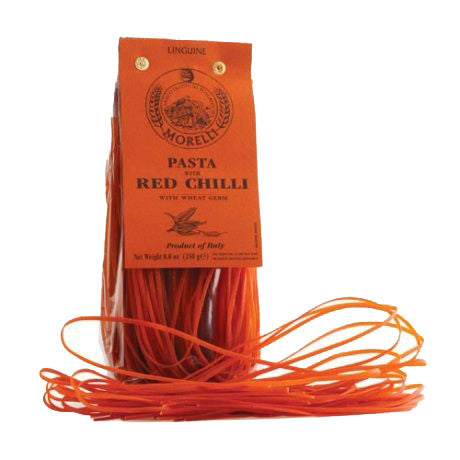 Morelli Linguine with Red Chilli (250g/8.81oz )