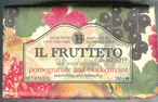 Nesti Dante Pomegranate & Blackcurrant Soap (250gr/8.8oz)