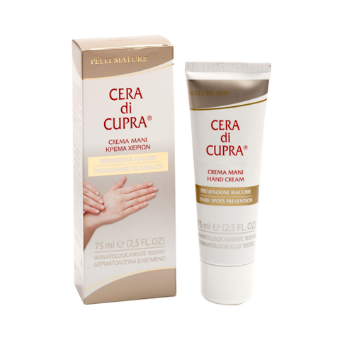 Cera di Cupra Hand Cream 'Dark Spots Prevention' 75ml