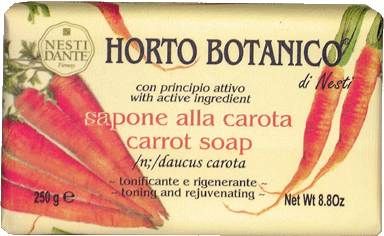 Nesti Dante Carrot Soap (250gr/8.8oz)