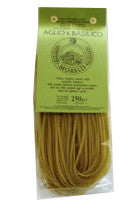 Morelli Linguine with Garlic & Basil (250g/8.81oz )