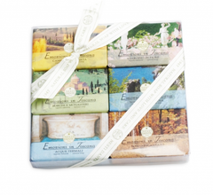 Nesti Dante 'Emotions' of Tuscany Soaps Gift Set - (6x150g)