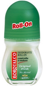 Borotalco Deodorant Original Fresh Roll-On 75ml