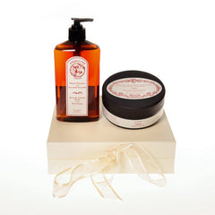 Bodycare 'Raw Sugar' Bath Foam & Body Scrub Gift Set