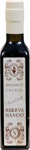 Balsamic Vinegar Riserva Nando (100ml)
