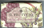 Nesti Dante Red Grapes & Blueberry Soap (250gr/8.8oz)