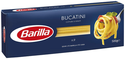 Barilla Bucatini no. 9 (500g)