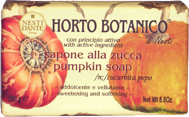 Nesti Dante Pumpkin Soap (250gr/8.8oz)