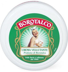 Borotalco Smoothing Cream for the Body 150 Ml