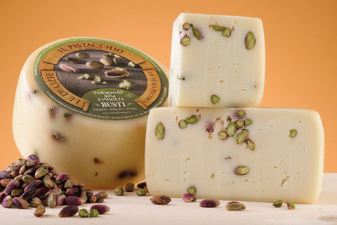 Busti Pecorino Cheese with Pistachios of Bronte 1kg