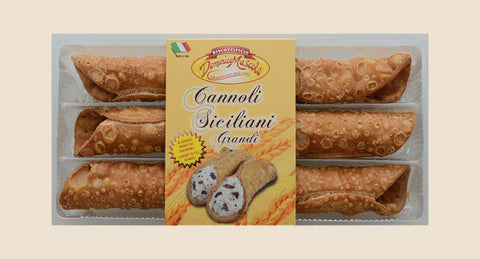 Sicilian Cannoli Large  200g