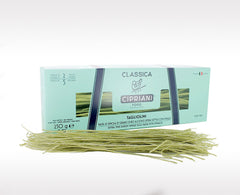 Cipriani Green Tagliolini Egg Pasta with Spinach (12x250g)