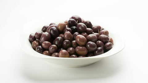 Miccio Black Olives of Gaeta 250g Tub
