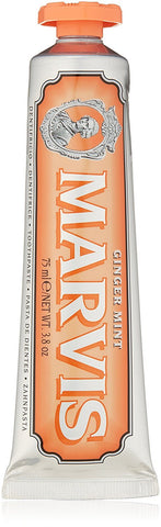 Marvis Ginger Mint Toothpaste (75ml)