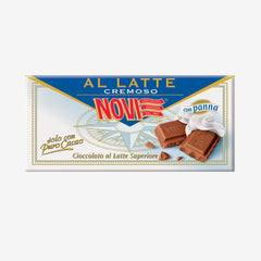 Novi Creamy Milk Chocolate Bar - 100g