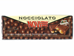 Novi Nocciolato Milk chocolate with Whole Hazelnuts 230g