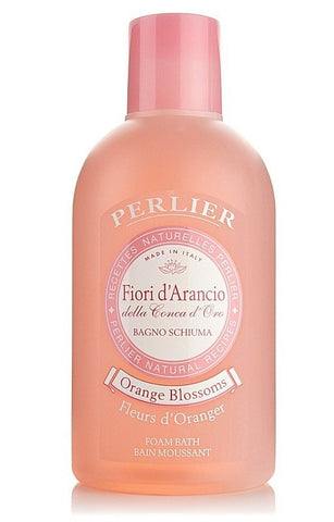 Perlier Orange Blossom Foam Bath 500ML