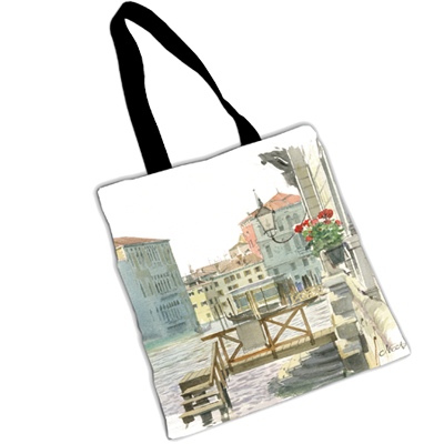 "TENDERINI ""ST SAMUEL'S TRAGHETTO"" SHOPPER"