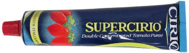 Double Concentrated Tomato Puree 140g Tube