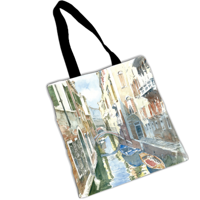 "TENDERINI ""MATER DOMINI"" SHOPPER"