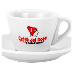 Caffe del Doge Espresso Cup & Saucer