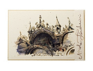 Venice 'Detail of St Mark Basilica'