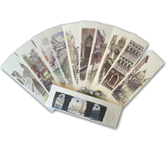 Tenderini Bookmarks of Venice (Pack of 10)