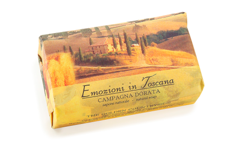 Nesti Dante 'Emotions of Tuscany' Golden Countryside Soap (250gr)