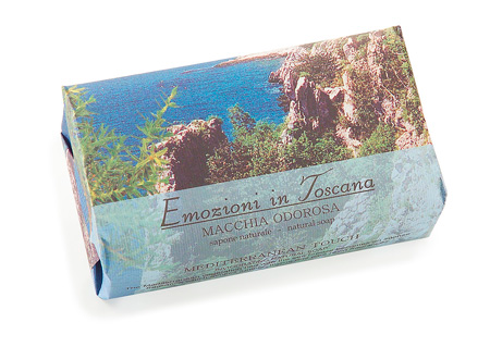 Nesti Dante 'Emotions of Tuscany' Mediterranean Touch Soap (250gr)