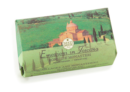 Nesti Dante 'Emotions of Tuscany' Villages & Monasteries Soap (250gr)