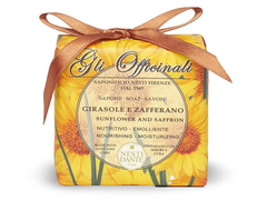 Nesti Dante 'Gli Officinali' Sunflower & Saffron Soap 200g