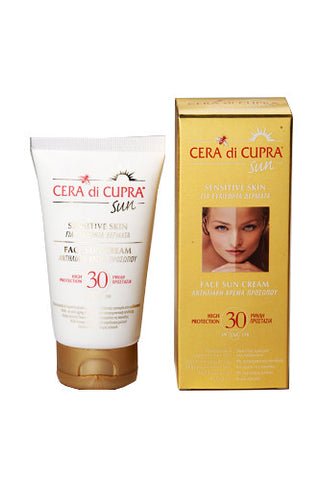 Cera di Cupra Face Sun Cream SPF 30 (75ml)