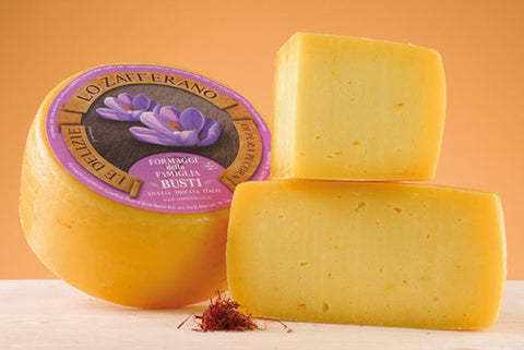 Busti Pecorino Cheese with Saffron 1kg