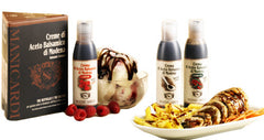 Balsamic Vinegar Glaze of Modena - Triple Pack (3 x 150ml)