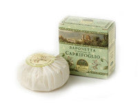 Speziali Fiorentini Honeysuckle Single Bath Soap 100g