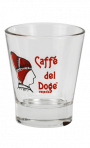 Caffe del Doge Espresso Coffee Glass