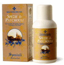 Speziali Fiorentini Patchouli Bath & Shower Gel 250ml