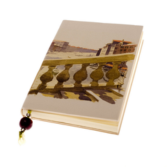 Tenderini 'Views of Venice: View from the Rialto Bridge' Notebook (Medium)