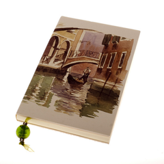 Tenderini 'Views of Venice: Sotoportego Widmann' Notebook (Medium)