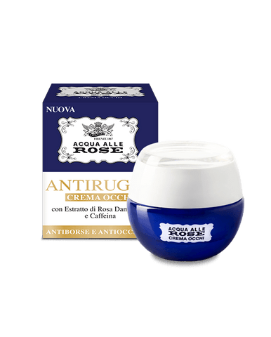 Acqua alle Rose Anti-Wrinkle Cream for Eyes 15ml