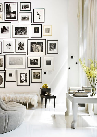 eclectic home decor