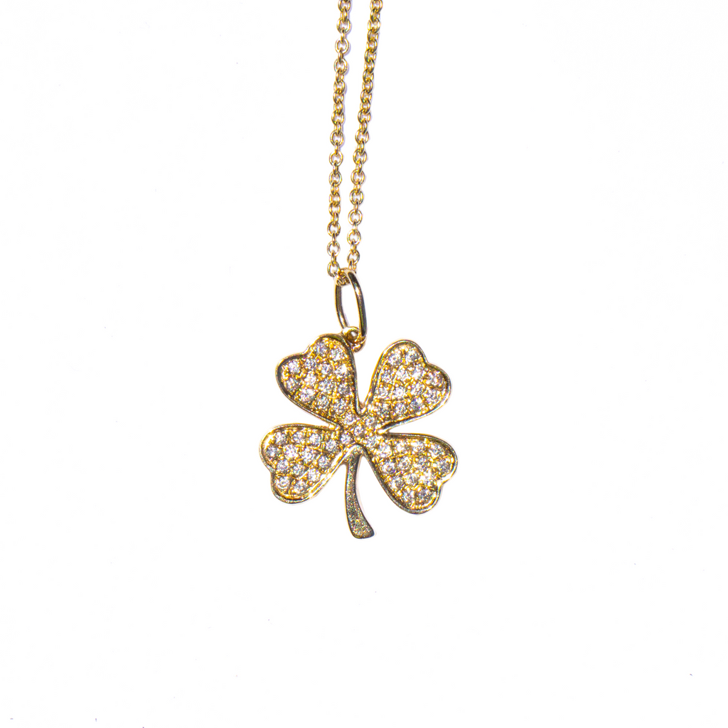 Medium Clover Necklace